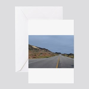 Highway 1 Big Sur Greeting Card