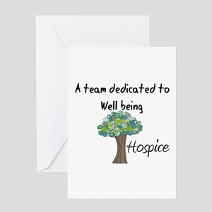 Hospice II Greeting Card