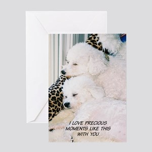 SWEETHEART PRECIOUS MOMENTS GREETING CARD