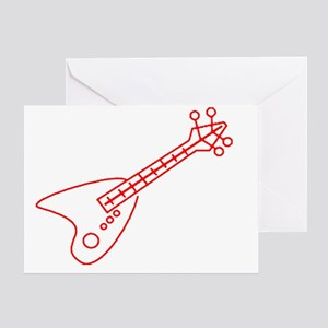 Rockin Chromosome Greeting Card