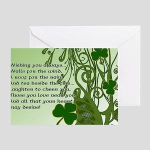 WALL CALENDAR Page 7 Greeting Card