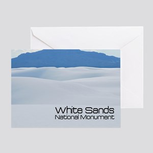 whitesands1a Greeting Card