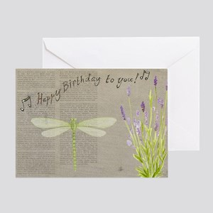 Personalized Music Greeting Cards
