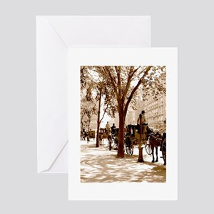 New York Vintage Greeting Card