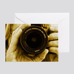 Photographer Greeting Card