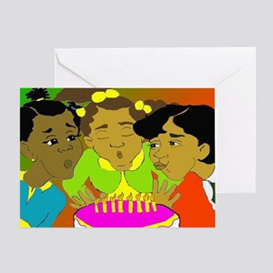 Happy Birthday African American Greeting Cards