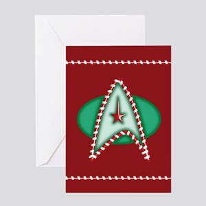 Star Trek Christmas Greeting Cards
