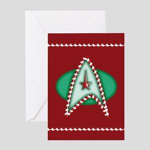 Star Trek Christmas Greeting Cards