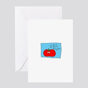 New Section Greeting Card
