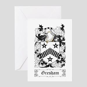 Gresham Greeting Card