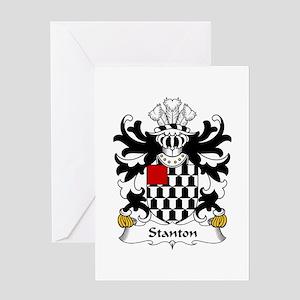Stanton (or STAUNTON, Pembrokeshire) Greeting Card