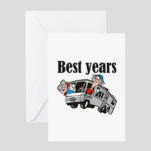 Best Years Greeting Card