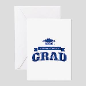 Congratulations Grad Greeting Card