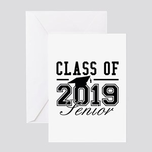 Class Of 2019 Senior Greeting Card
