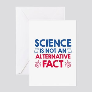 Science Greeting Card