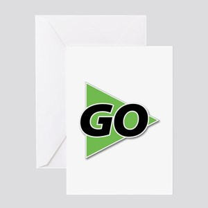 Go - Greeting Cards