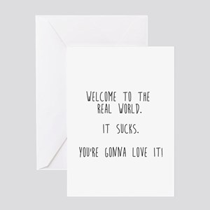 Real World Greeting Cards