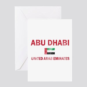 Abu Dhabi United Arab Emirates Designs Greeting Ca