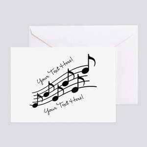 placeholder-13-5-square Greeting Cards
