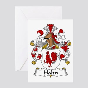 Hahn Greeting Card