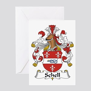 Schell Greeting Card