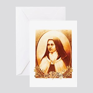 St. Therese Greeting Cards