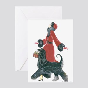 Ruby Greeting Card