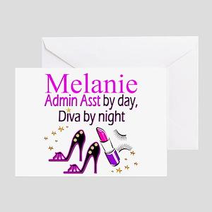 TOP ADMIN ASST Greeting Card