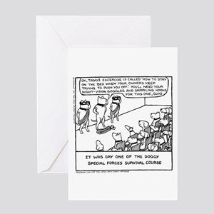 Special Forces - Greeting Card