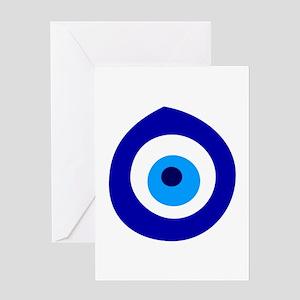 Evil Eye Magic Greeting Card