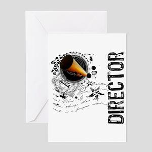 Director Alchemy Greeting Card