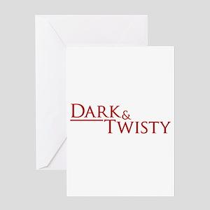 Dark & Twisty Greeting Card
