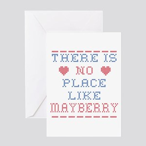 No place like Mayberry Greeting Cards