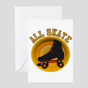 Scott Designs All Skate Greeting Card