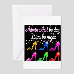 ADMIN ASST Greeting Card