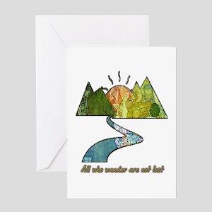 Wander Greeting Cards