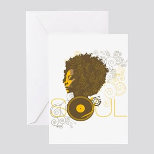 Soul Greeting Card