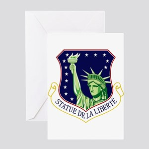 48th Fighter Wing Greeting Card