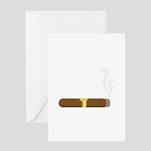 Cigar Greeting Cards