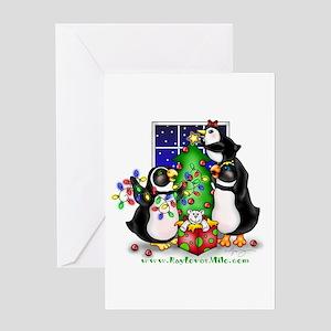 Family Christmas Greeting Card