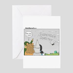 AutoCorrecting Greeting Card