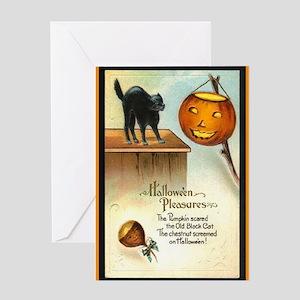 Holloween Greeting Card
