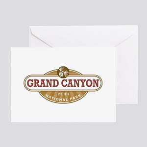 Grand Canyon National Park Greeting Cards