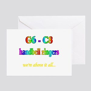 G6-C8 Greeting Cards