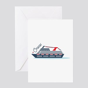 Cruisin Greeting Cards