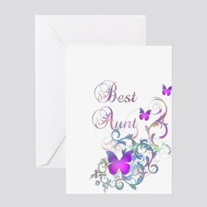 Best Aunt Greeting Card