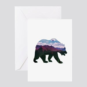 BEAR Greeting Cards