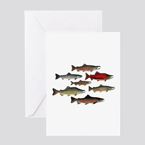SPECIES Greeting Cards