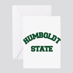 Humboldt State Greeting Card