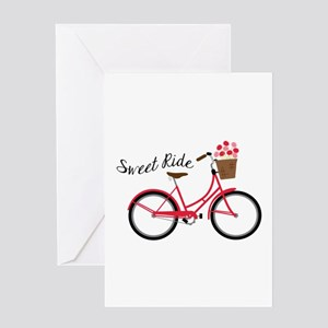 Sweet Ride Greeting Cards